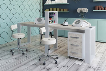 What manicure table do you use?